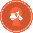 オートバイ・原付バイクの鍵作成