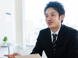 マッハ鍵のスタッフ紹介柳田さん 京都出身