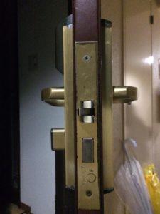 30年以上昔のカードキー開錠