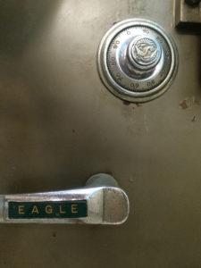 金庫鍵開け
