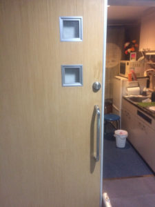 室内ドア鍵交換