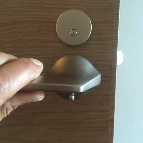 鍵取付実績 | 大阪府岸和田市 室内鍵取り付け