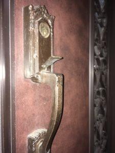 ウエストの鍵修理