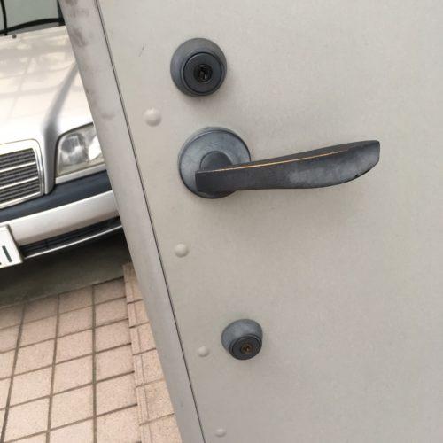 鍵開け実績 | 大阪府高槻市 MIWAのディスクシリンダー鍵開錠
