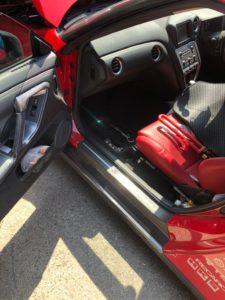 車のトランク開錠事例