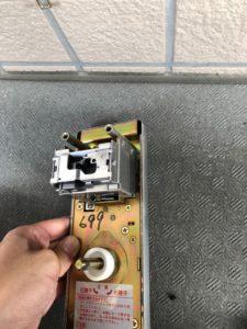電子カードキー事例