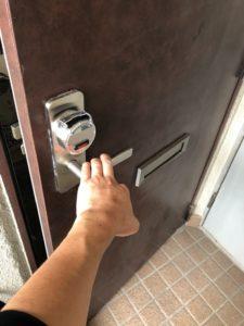 KEIDENカードキー開錠
