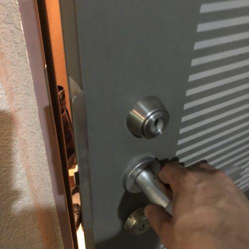 鍵開け実績 | 大阪府和泉市 MIWAのJNシリンダー開錠