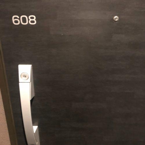 鍵交換実績 | 大阪大阪市 ホテル客室鍵交換