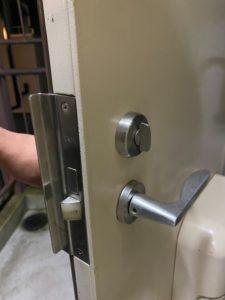 マルティロック開錠