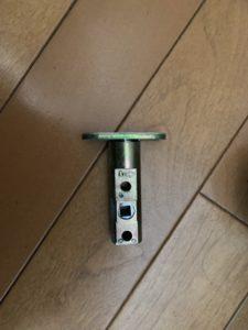 室内鍵の修理