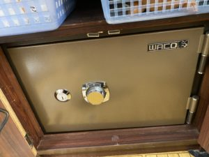 金庫鍵開錠