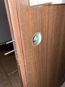 ドア鍵一式交換