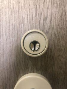 GOAL V18ディンプルキー 鍵交換