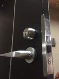 SHOWA CL50 鍵交換