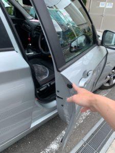 BMWインロック開錠